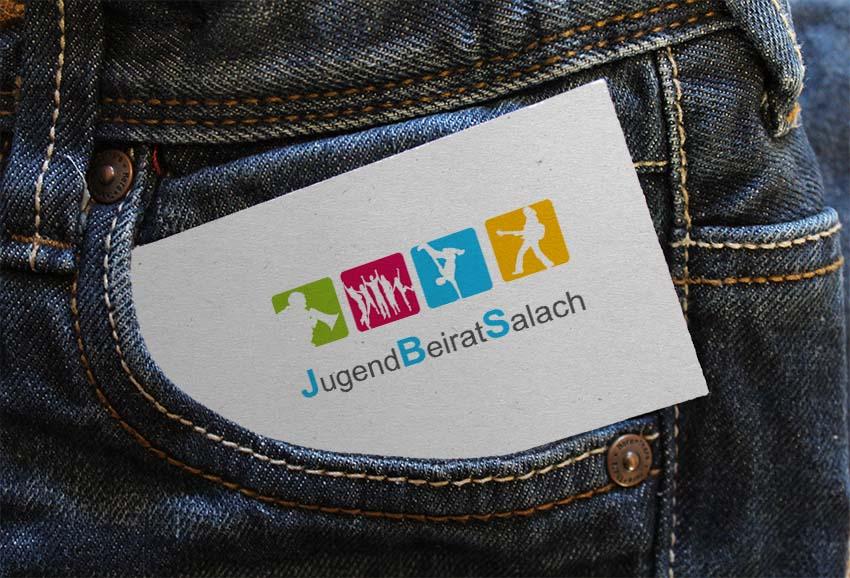 Neues Logo für den Jugendbeirat Salach