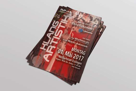 Klangartistik - Konzert der Rhythmicals Esslingen